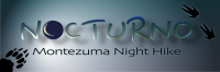 Nocturno Montezuma Night Hike