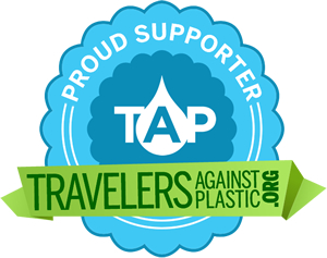 Supporter of Travelers Against Plastic
