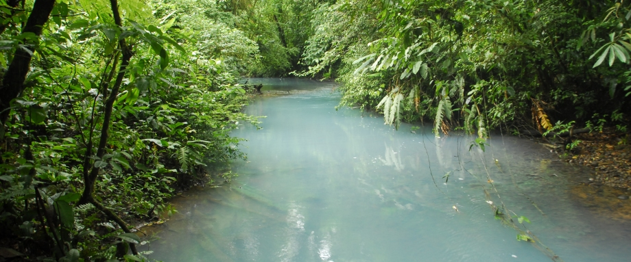 Rio Celeste Road Trip