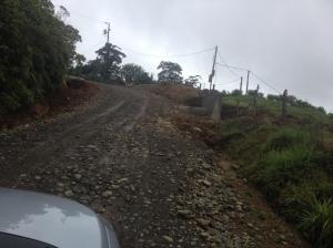Road to Rio Celeste