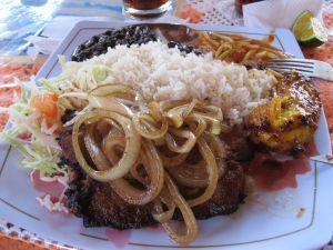Casado - Food Costa Rica