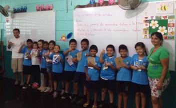 Montezuma School Goes Birding - JC's Journeys