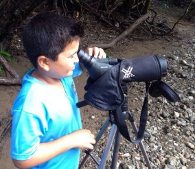 Montezuma School Goes Birding - JC's Journeys